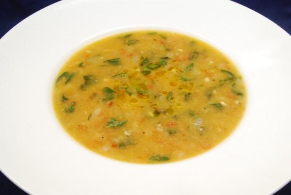 Tomaten-Brot-Suppe