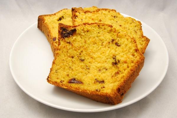 Sehr lockerer, saftiger und aromatischer Kuchen