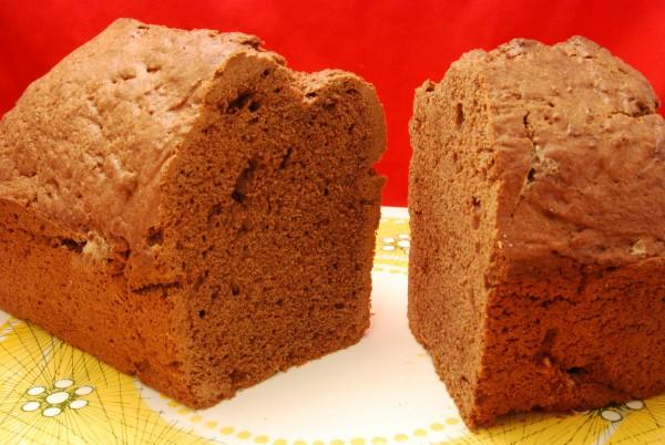 Schmackhafter Kakaokuchen