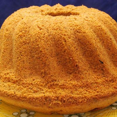 Gelungener Rührkuchen-Gugelhupf