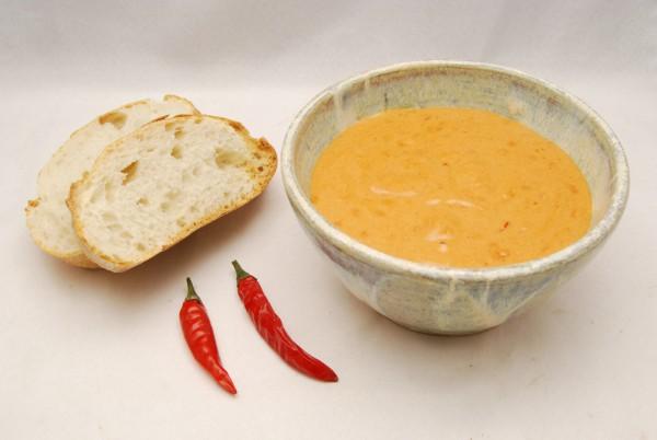 Leicht scharfe Tomaten-Mayonnaise
