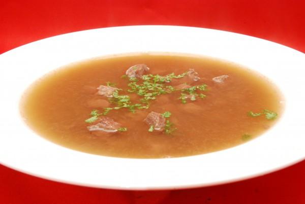 Sehr leckere und wohlschmeckende Suppe