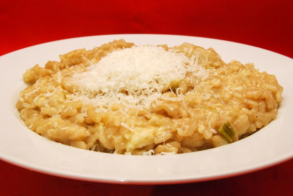 Schlotziges Risotto