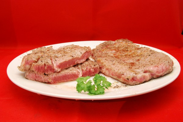 Leckere Steaks