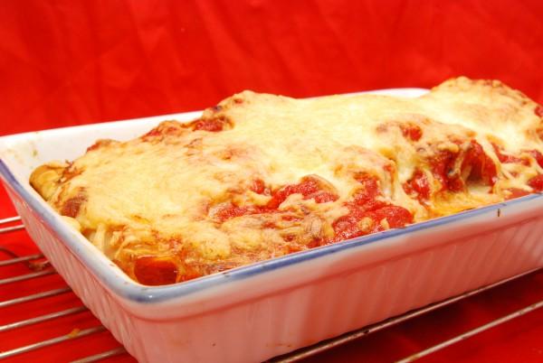 Könnte auch Lasagne sein
