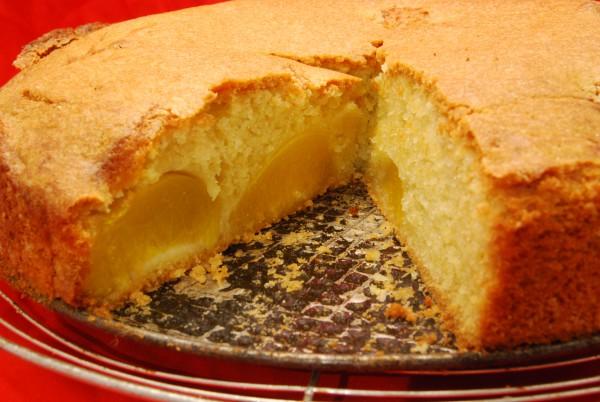 Schön lockerer Kuchen