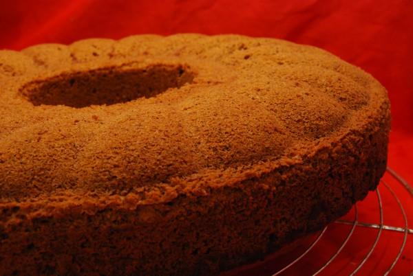 Schöner Kranz-Kuchen