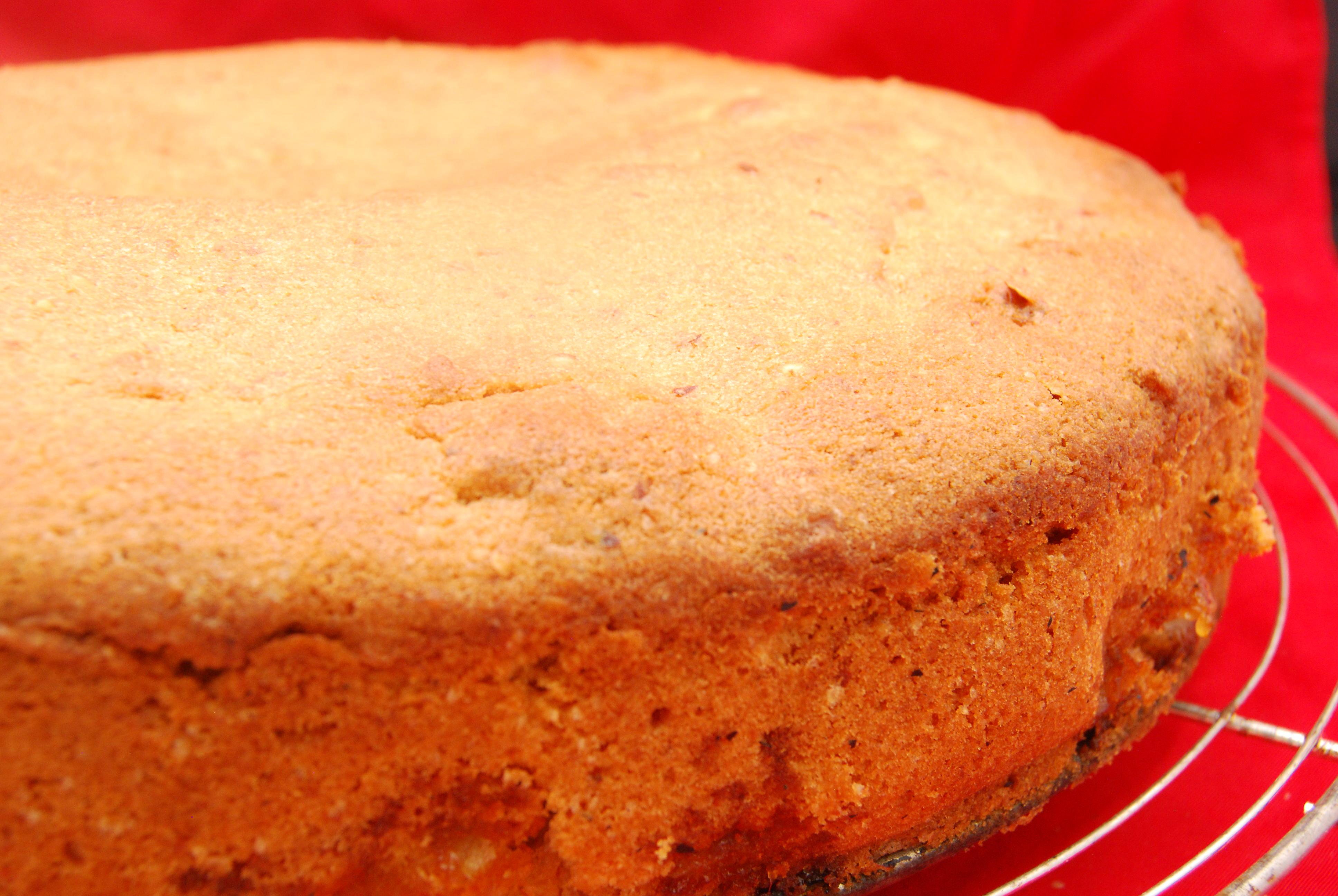 Formschöner Kuchen