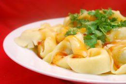 Pasta-Gericht