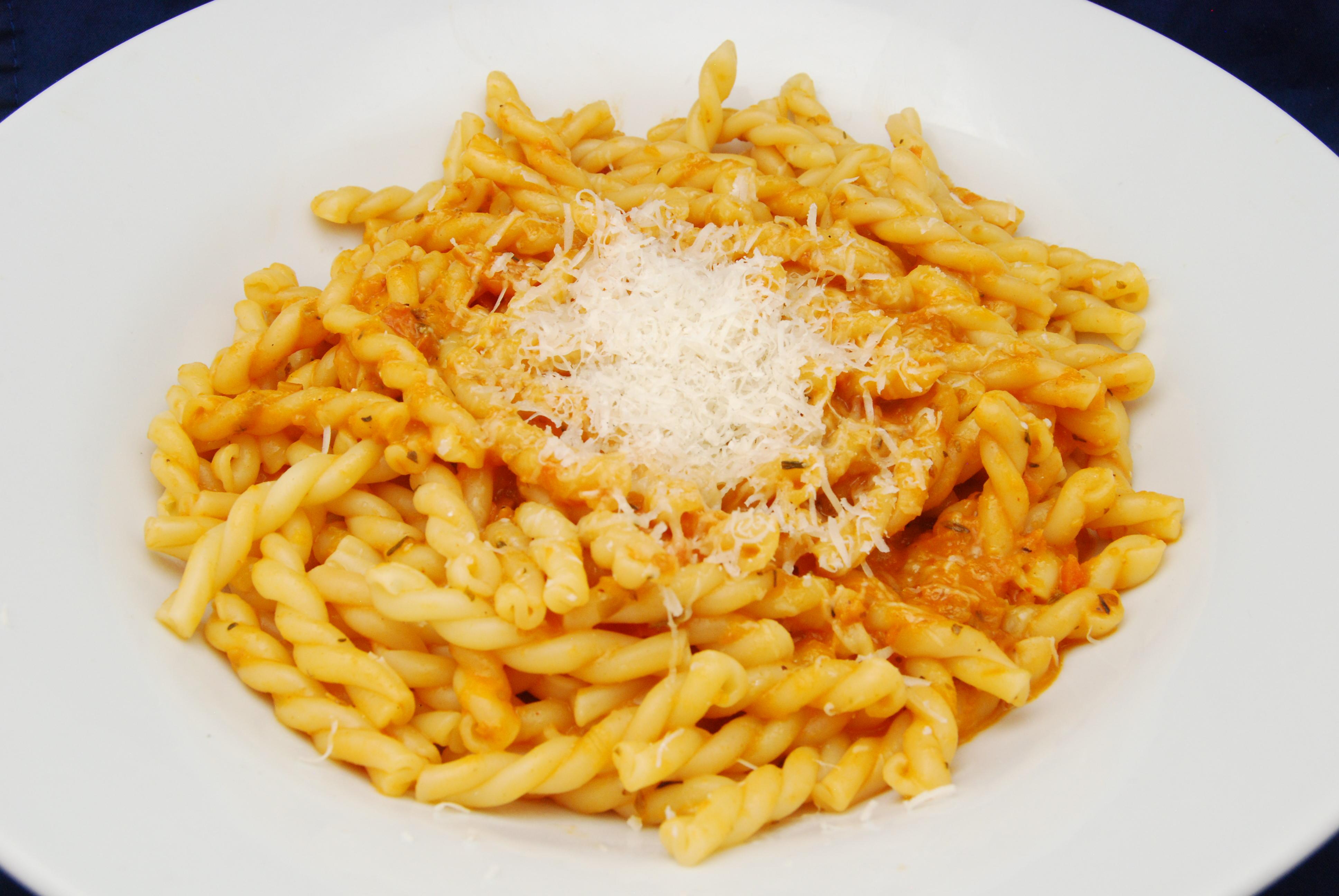 Leckeres Pasta-Gericht