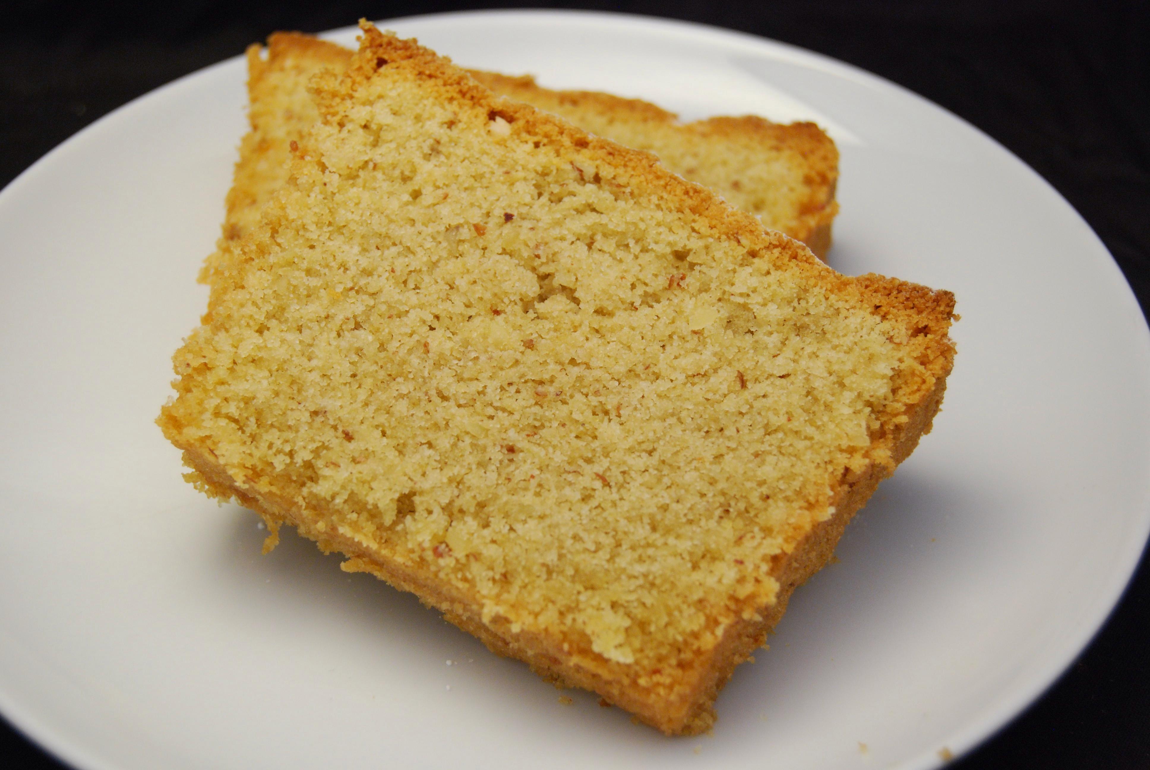 Quinoa Mandel Kuchen Nudelheissundhos