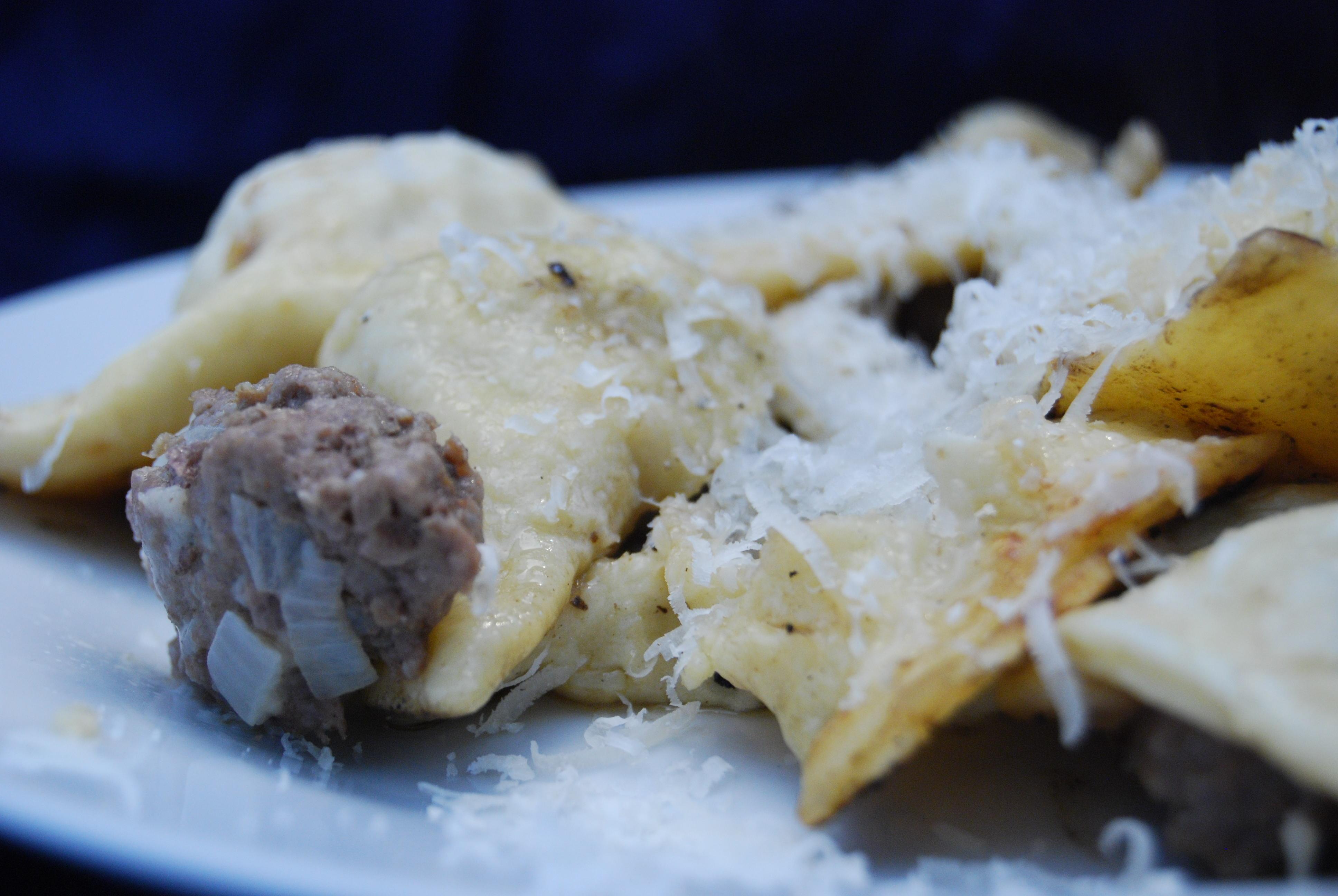 Frische Pasta, Teil 3: Geschmälzte Ravioli