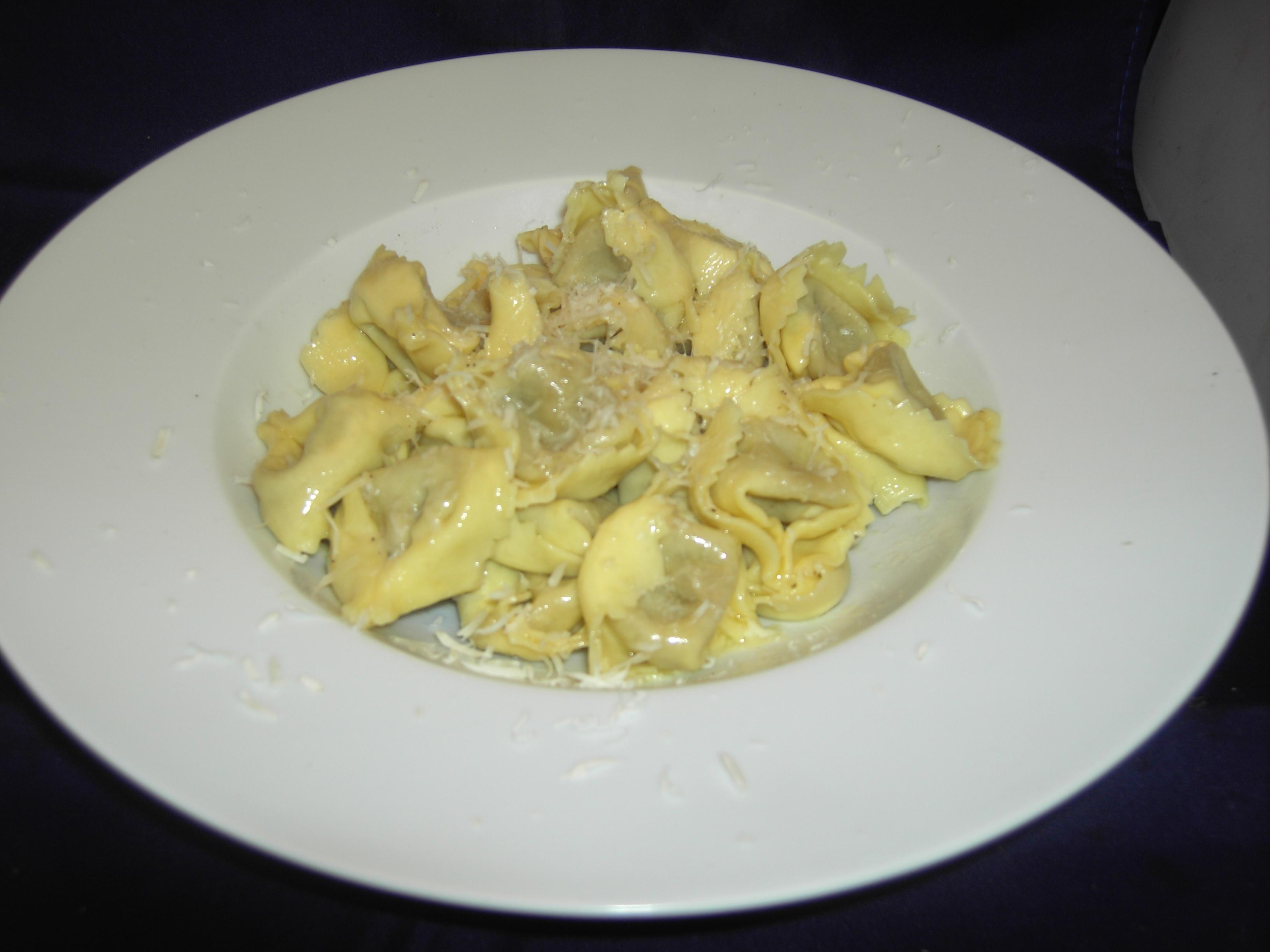 Tortelloni Funghi Porcini in Butter