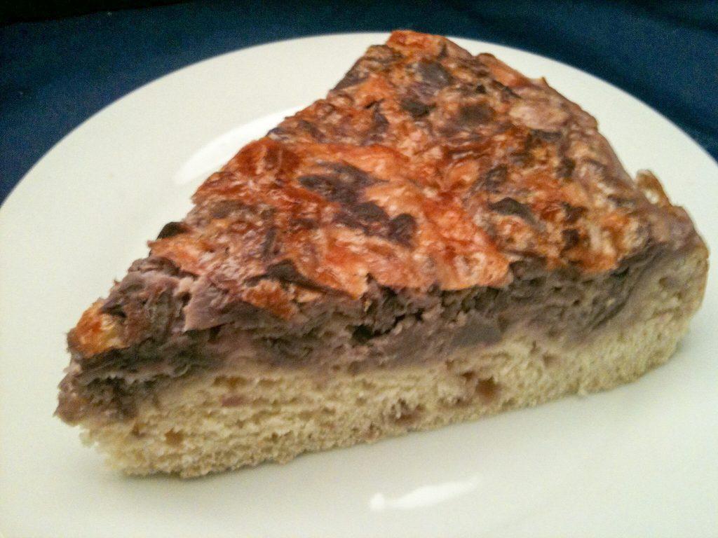 Rotkohl-Tarte