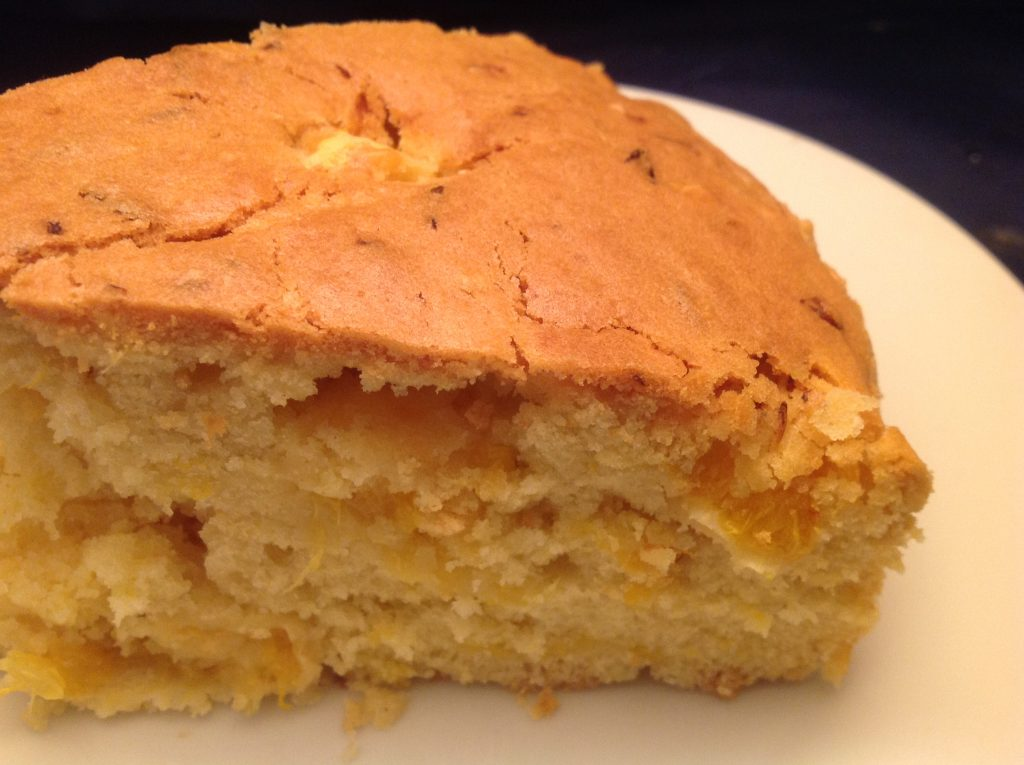 Orangen-Kuchen