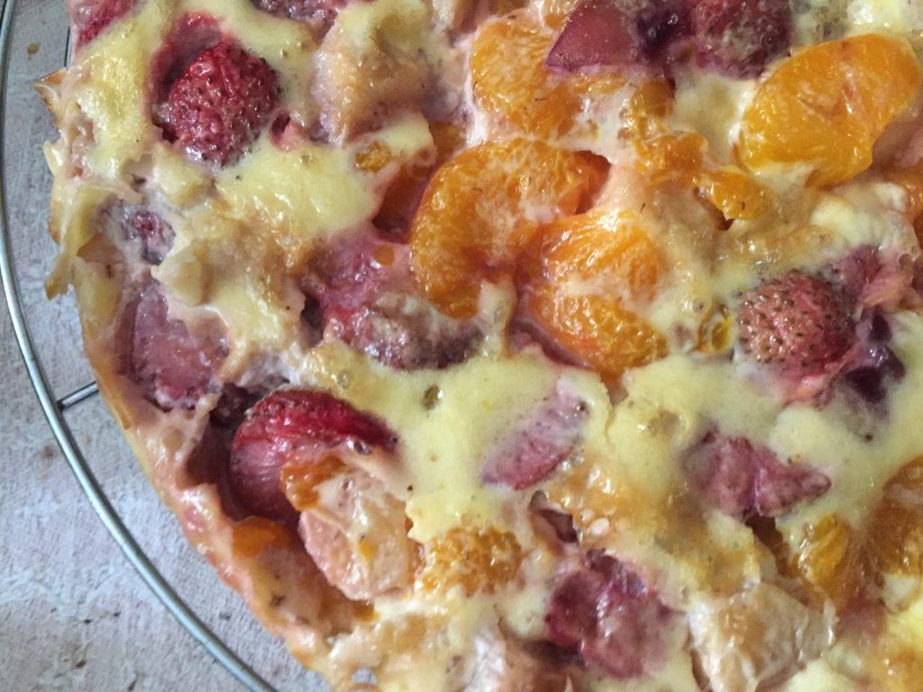 Gemischte-Obst-Tarte