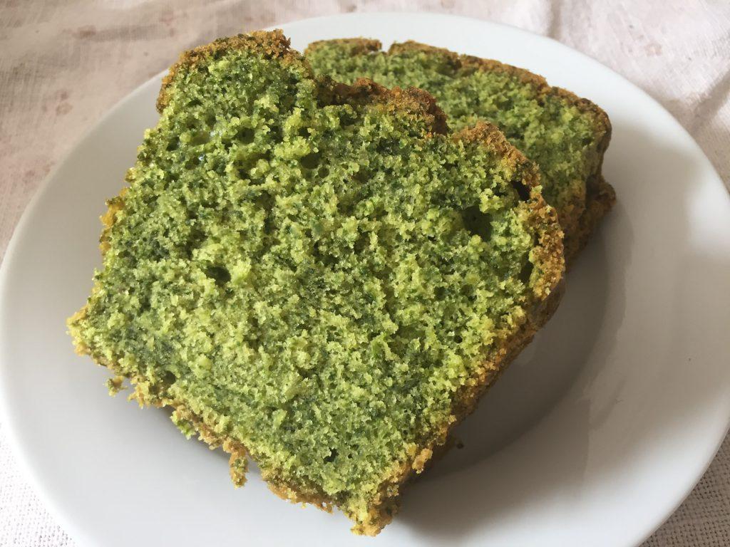Spinat-Kuchen
