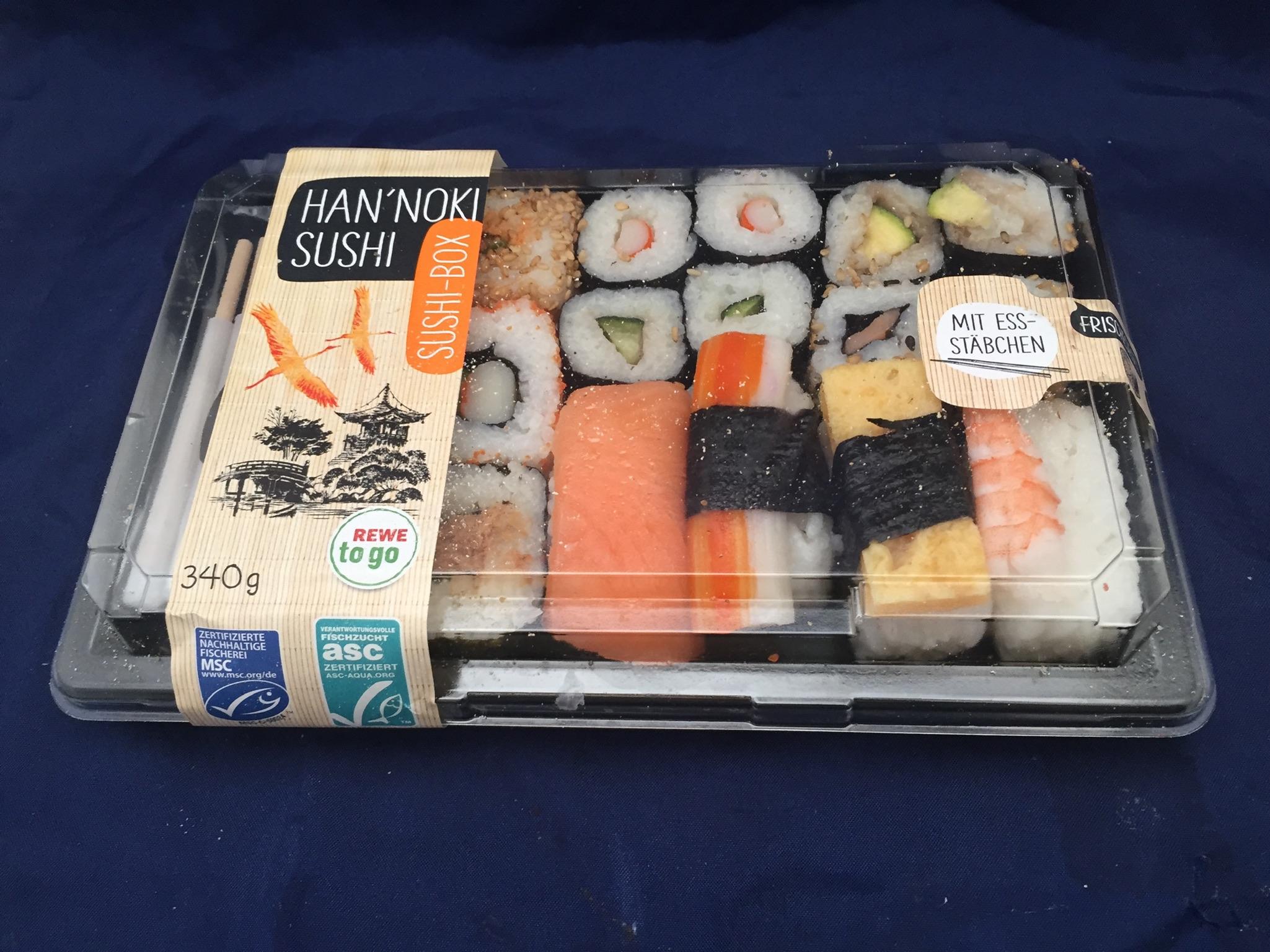 Sushi-Box Han'noki Sushi