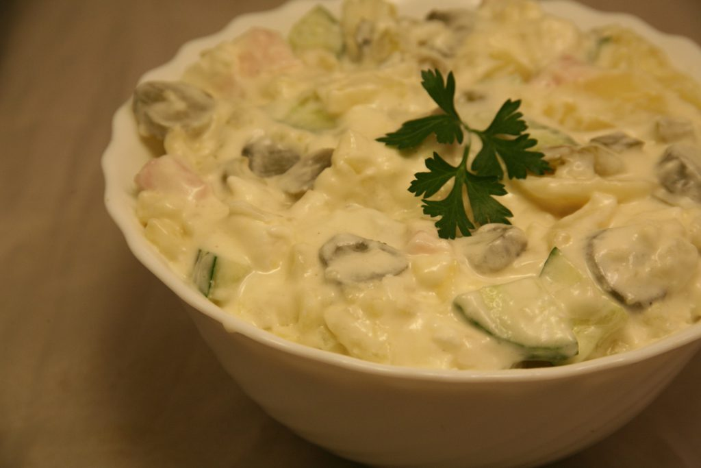Kartoffel-Salat