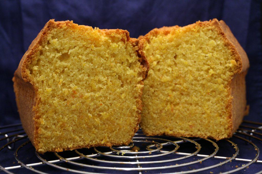 Kürbis-Kuchen