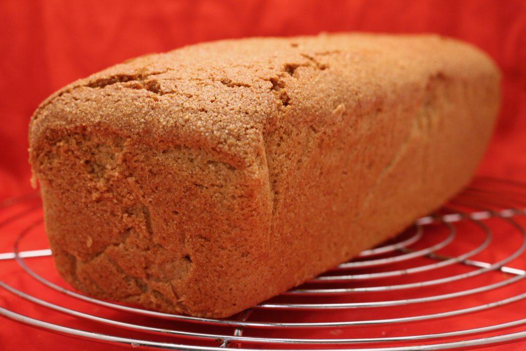 Sesam-Hirse-Kuchen