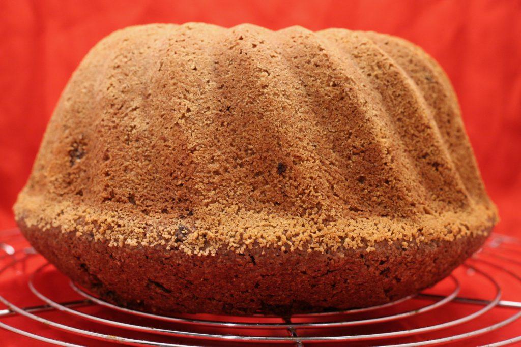 Vollkorn-Schokoladen-Kuchen