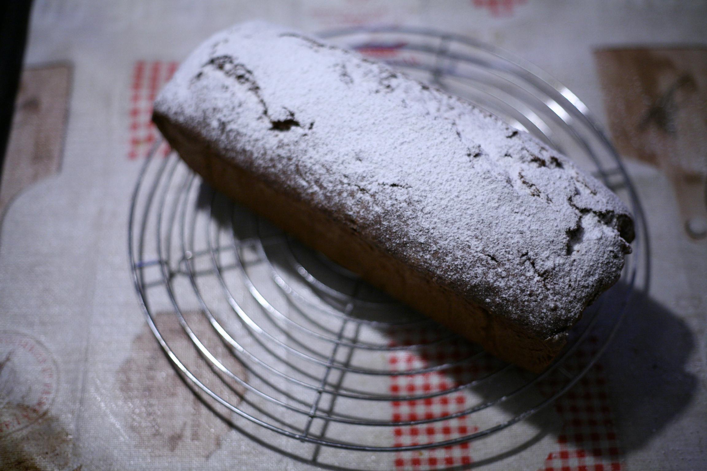 Walnuss-Feige-Dattel-Rührkuchen