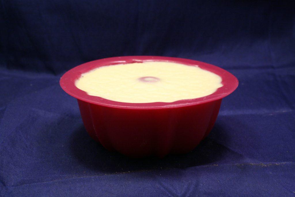 Limetten-Pudding