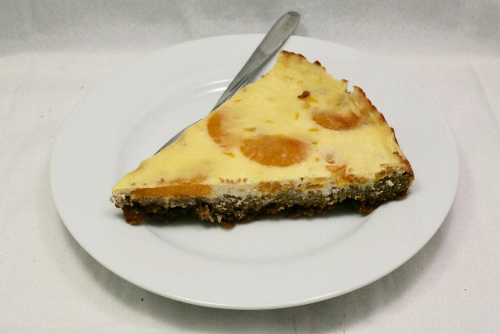 Saure-Sahne-Mandarinen-Kuchen