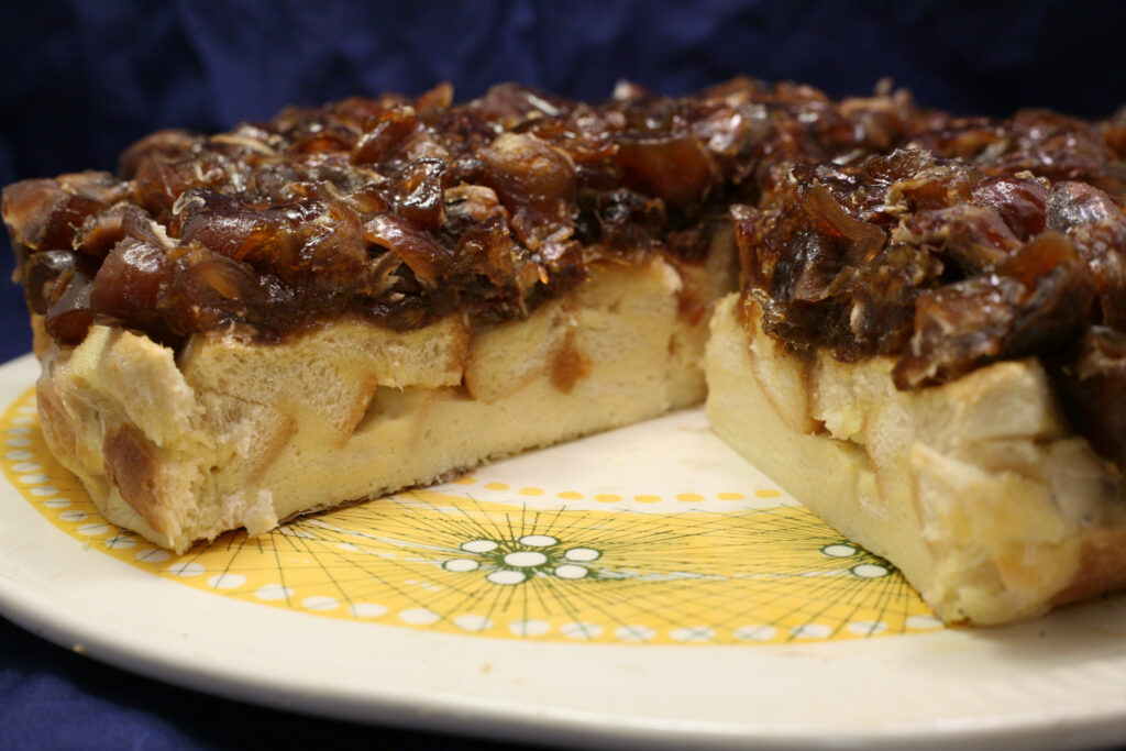 Datteln-Torte