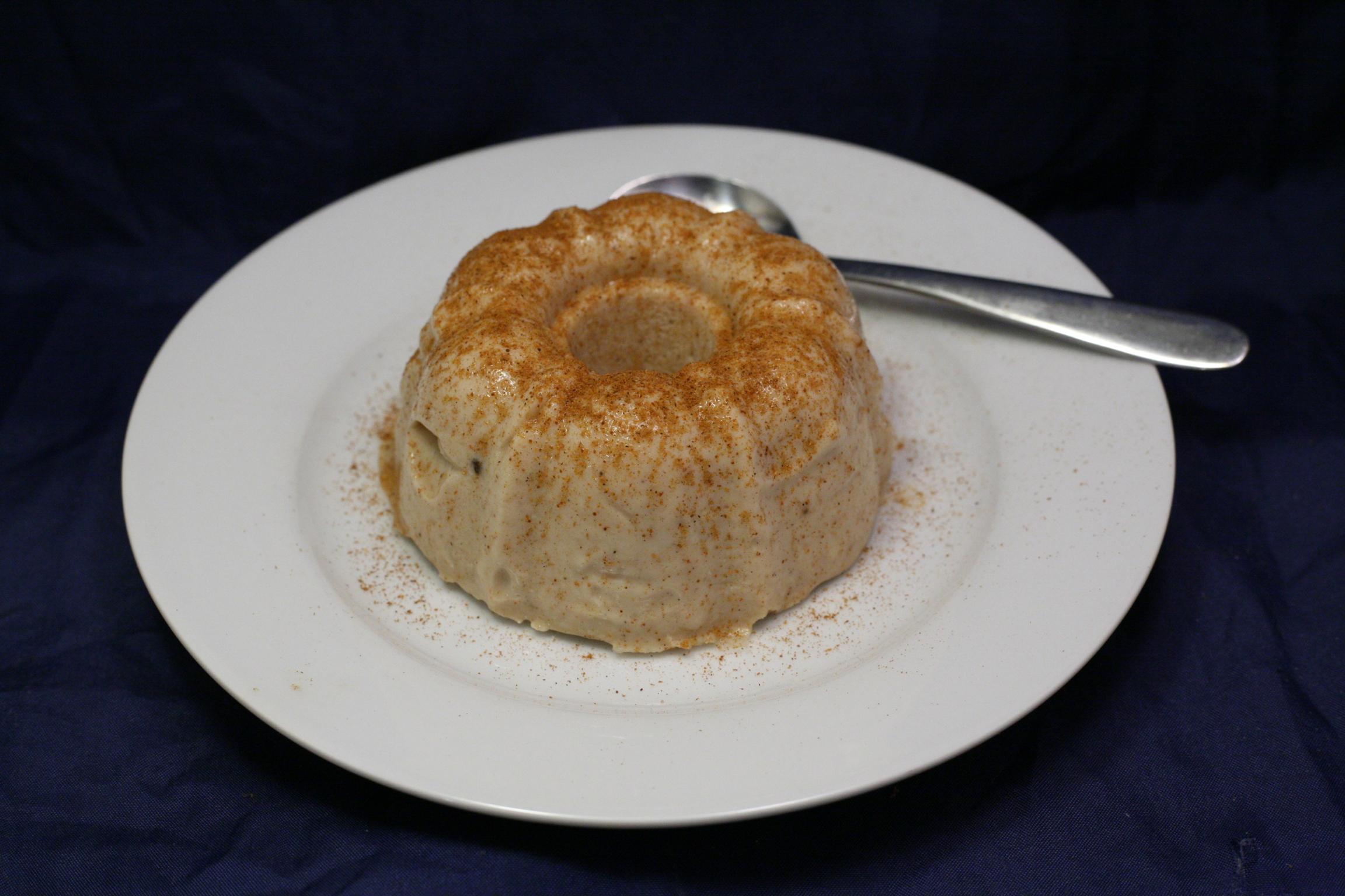 Baharat-Pudding