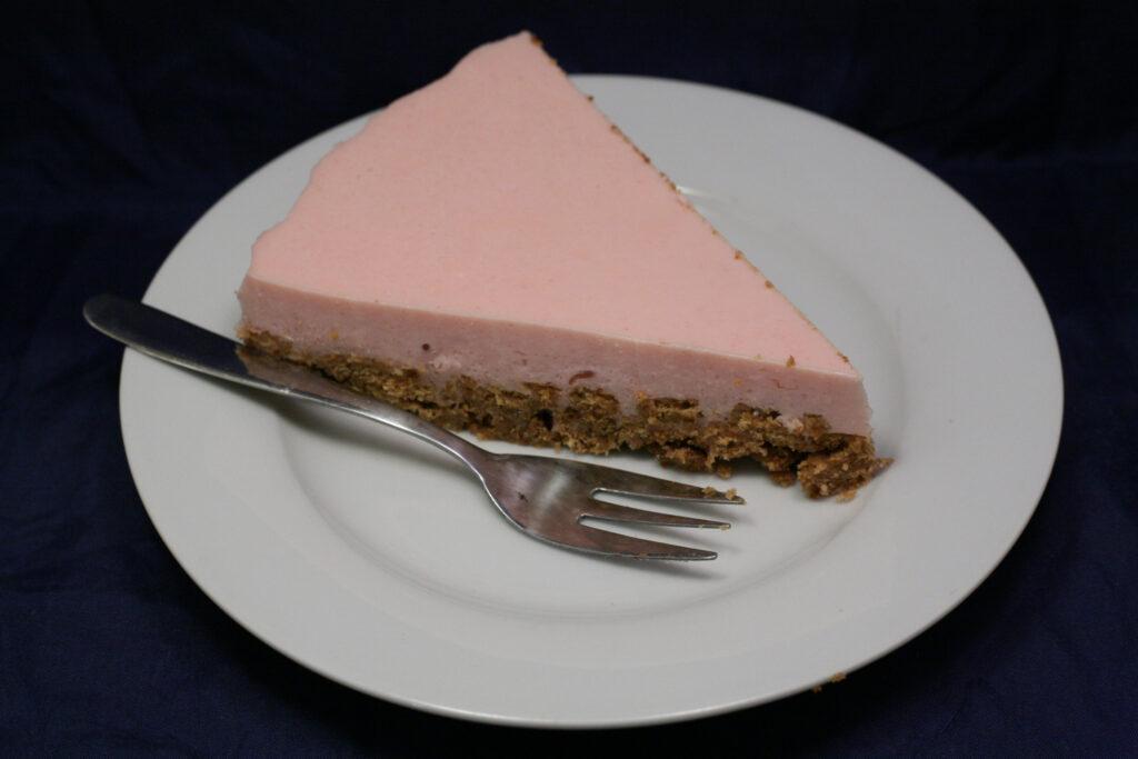Wassermelone-Quark-Torte