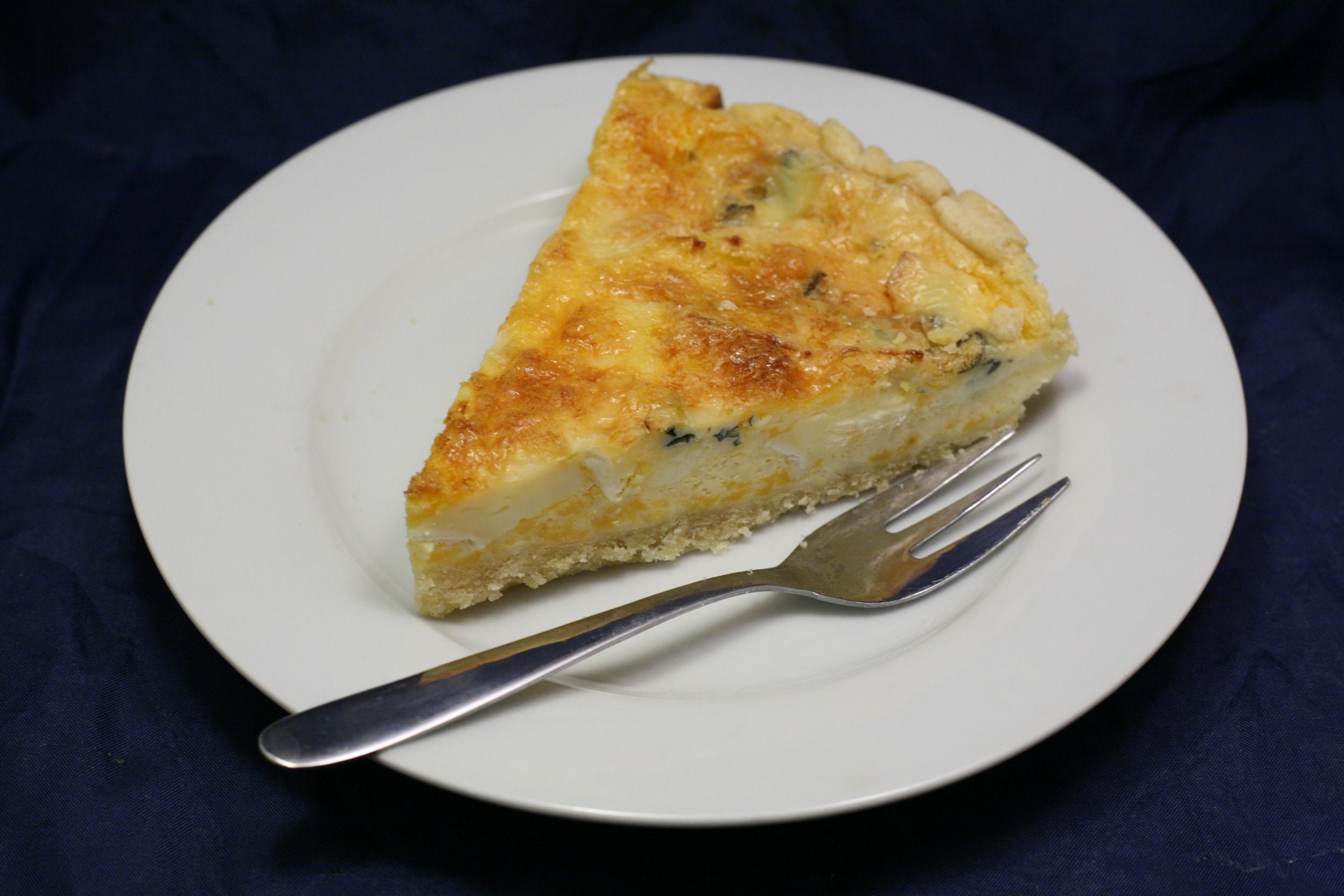 Käse-Tarte