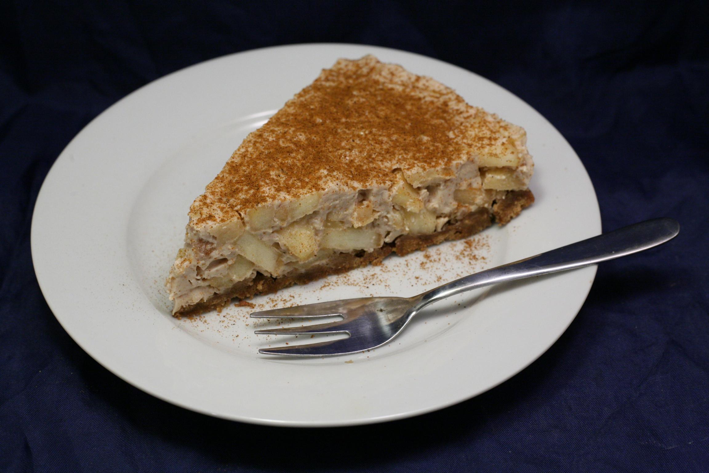 Baharat-Apfel-Torte