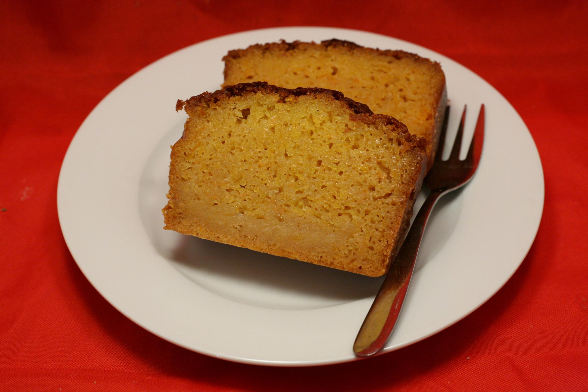 Kürbis-Honig-Kuchen