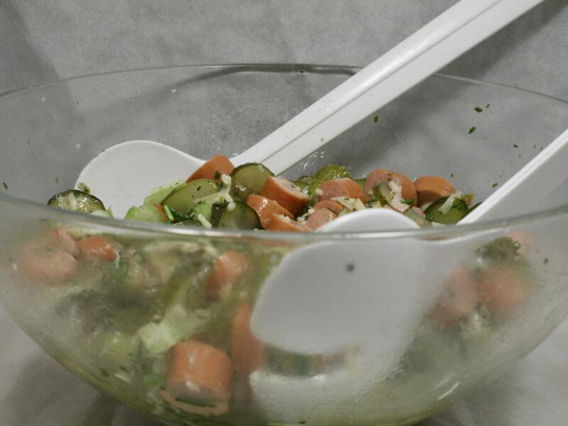 Deftiger Salat
